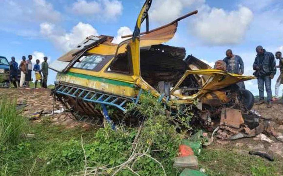 Sept morts dans un accident de la route dans le sud-est de l'Afrique du Sud