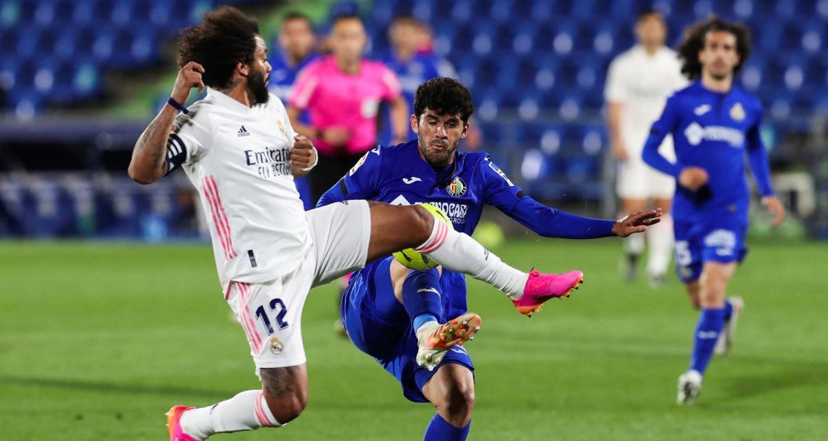 ريال مدريد المثقل بالإصابات يتعادل سلبا مع خيتافي
