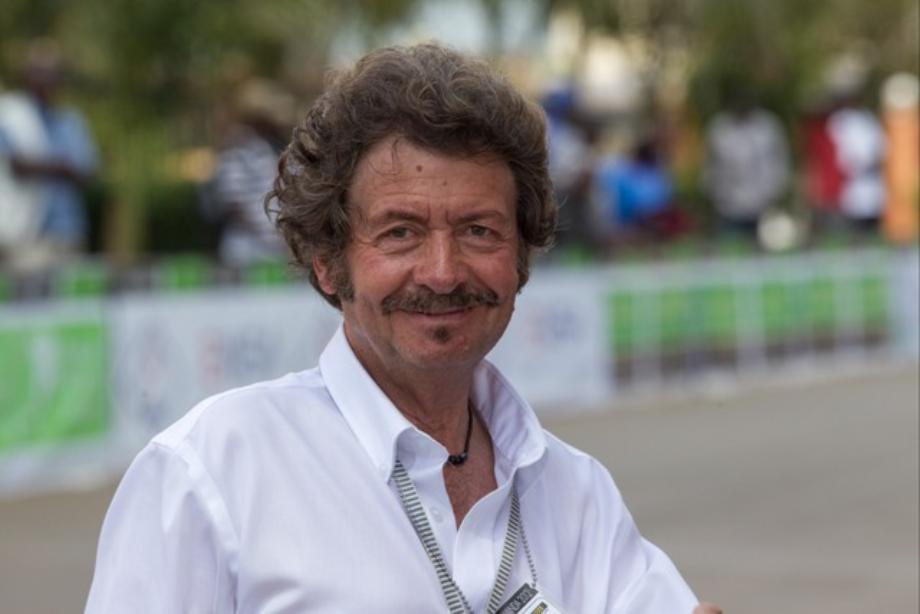 Disparition de Jean-Claude Hérault, le monsieur vélo de l'Afrique