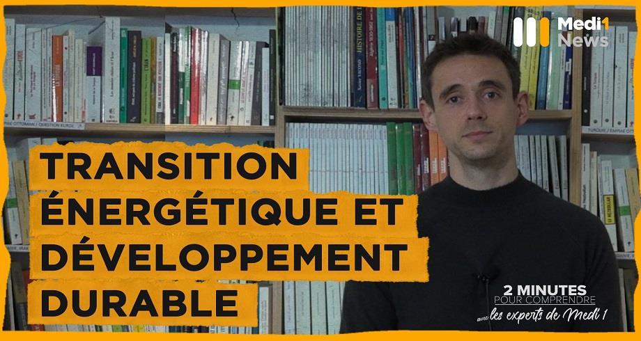 Transition énergétique et développement durable avec Matthieu Brun de l'iReMMO