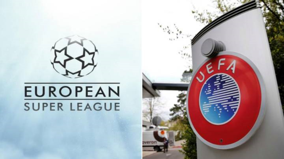 """""""ويفا"""" يهدد الأندية التي تقف وراء دوري السوبر الأوروبي بوقف أنشطتها الرياضية"""