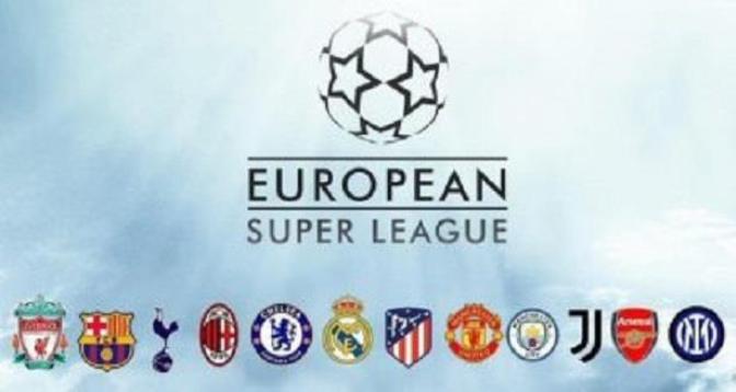 أياكسيرفض الإعلان عن إقامة دوري السوبر الأوروبي