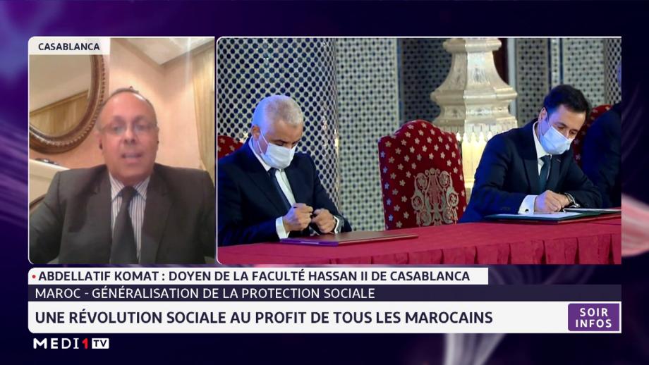 Généralisation de la protection sociale: une révolution sociale au profit de tous les marocains
