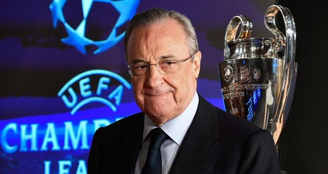 """بيريس: ريال مدريد """"لن يطرد"""" من دوري الأبطال .. أبرز ما قاله رئيس """"الدوري السوبر"""""""