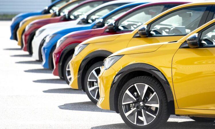 Automobile: 107.383 unités écoulées à fin juillet