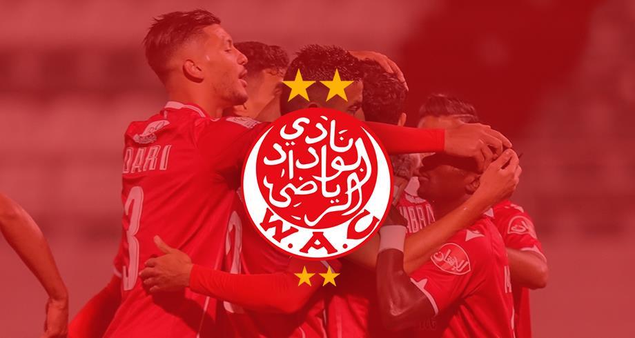 البطولة الوطنية.. الوداد يعزز مركزه في الصدارة بفوزه على حسنية أكادير 5-3