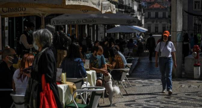 Petit à petit, le Portugal revit
