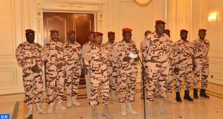 تشاد .. الجنرال محمد إدريس ديبي يتولى مهام رئيس الجمهورية