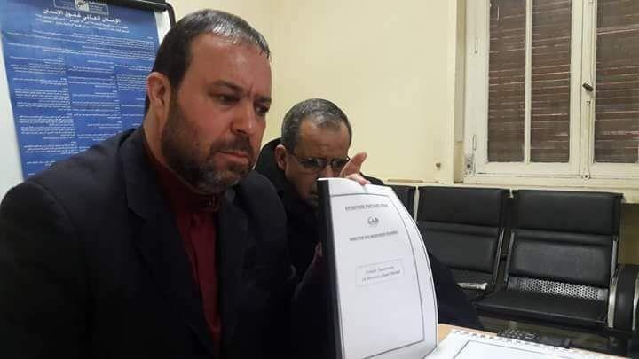 Un an de prison ferme pour un lanceur d'alerte algérien