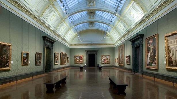 متحف بريطاني يتحول إلى سوبرماركت لبضعة أيام