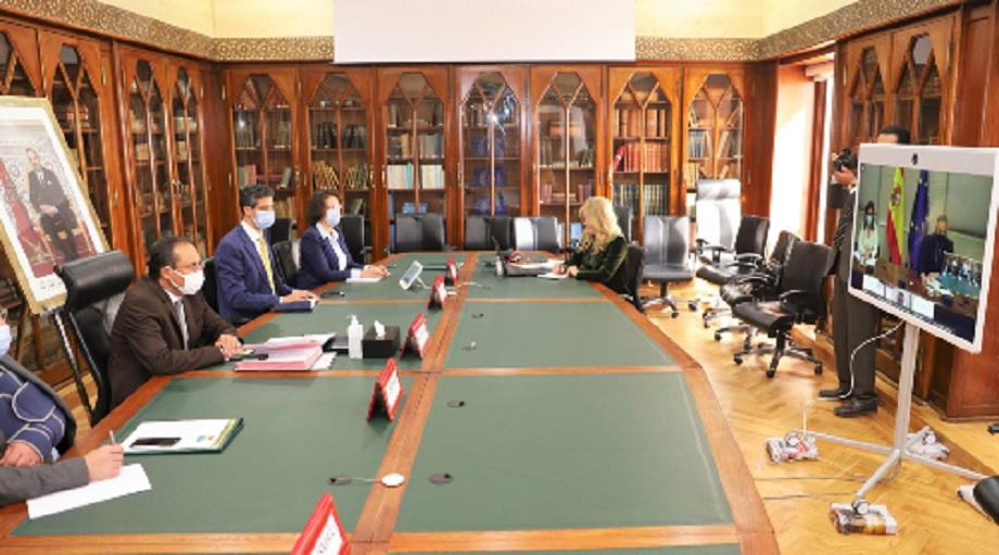 Le projet de liaison fixe via le détroit de Gibraltar au cœur d'une réunion maroco-espagnole