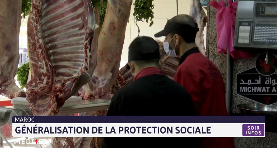 Généralisation de la protection sociale: réactions des professionnels du secteur de la boucherie