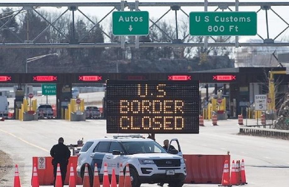Prolongation de la fermeture de la frontière canado-américaine jusqu'au 21 mai