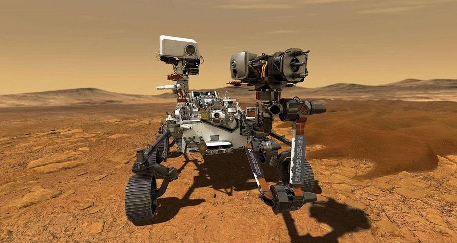 """سابقة على كوكب غير الأرض .. """"برسيفرنس"""" أنتج الأكسجين على المريخ"""