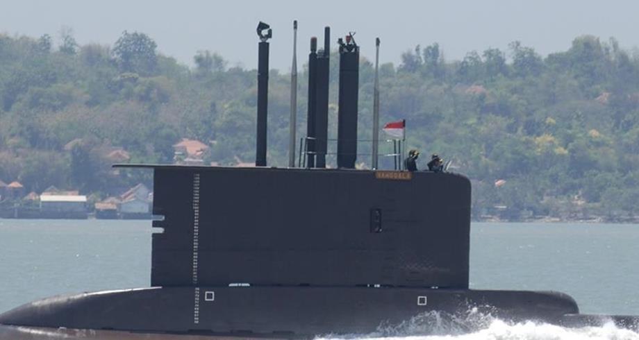 الجيش الإندونيسي يعلن فقدان غواصة على متنها 53 شخصا