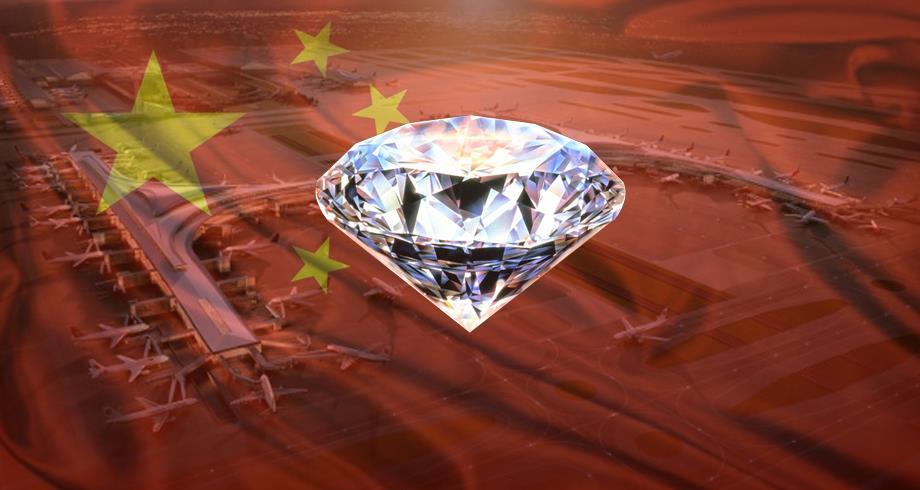 جمارك شانغهاي تصادر ماسات تقدر قيمتها بأكثر من 6 ملايين دولار