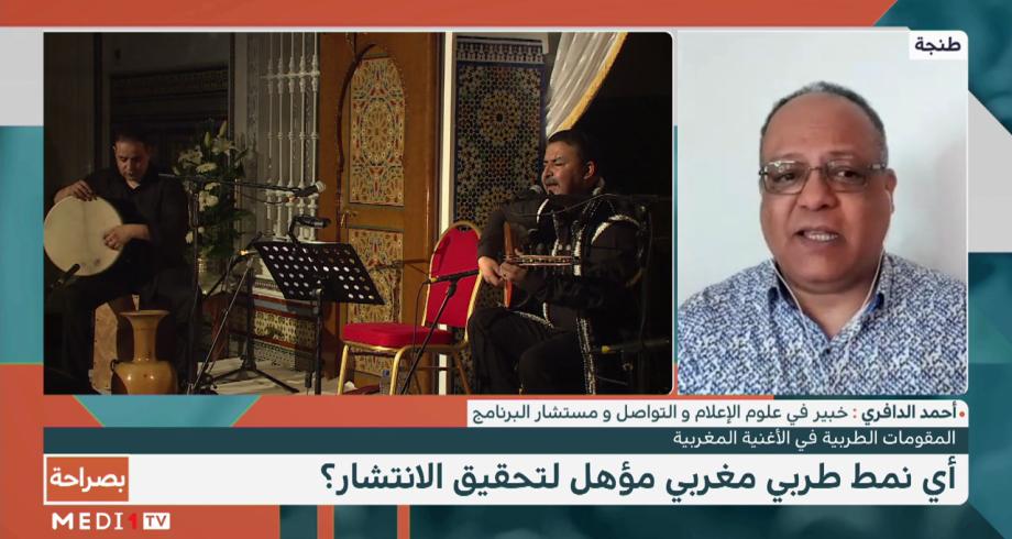هل يؤثر استعمال لغات أجنبية على القيمة الطربية للأغنية المغربية؟ الدافري يجيب