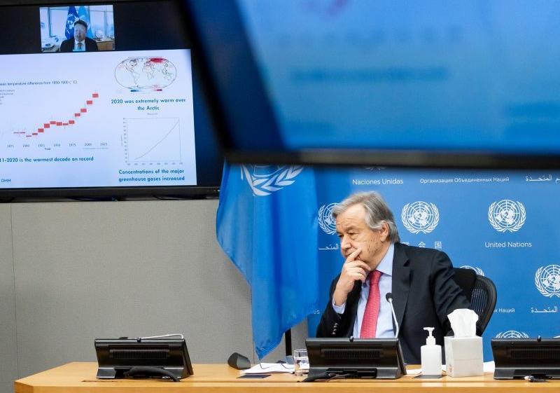 """أمين عام الأمم المتحدة يثمّن قمة المناخ ويعتبرها """"نقطة تحوّل"""""""