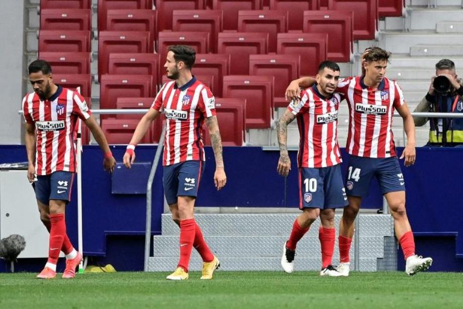 Liga: l'Atlético Madrid reprend la tête du classement