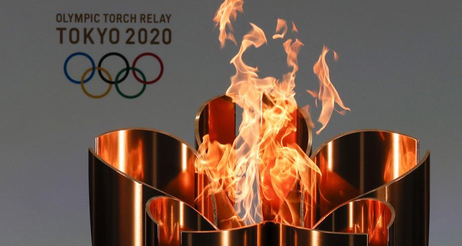 فيروس كورونا يلغي جزءا من مسيرة الشعلة الأولمبية في اليابان