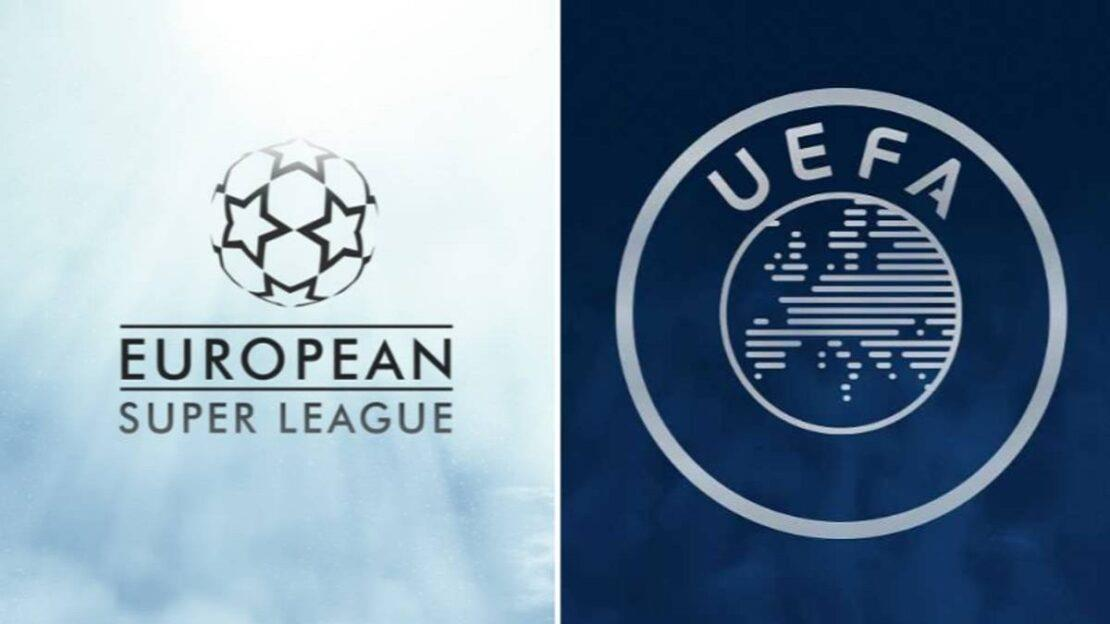 Super Ligue:  l'UEFA annonce une série de sanctions