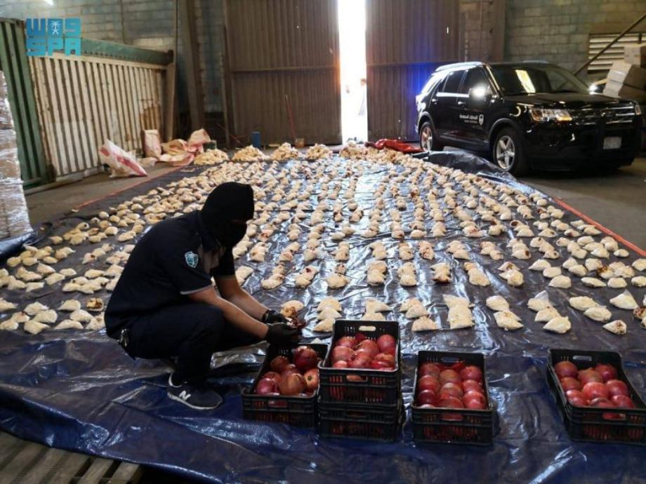 Arabie saoudite: saisie de plus de 5 millions de comprimés psychotropes en provenance du Liban