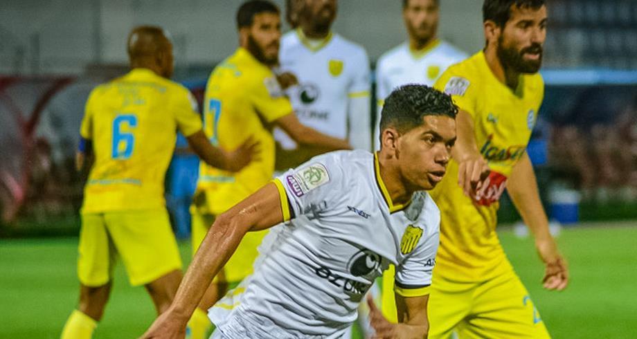 نهضة الزمامرة يتعادل مع ضيفه فريق المغرب الفاسي