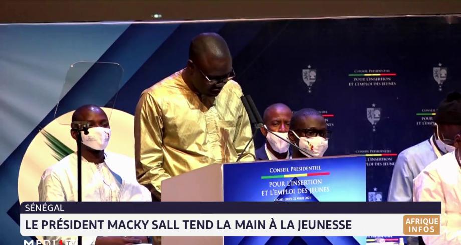 Sénégal: le président Macky Sall tend la main à la jeunesse