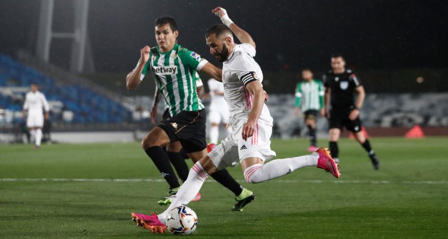 Championnat d'Espagne: le Real Madrid tenu en échec à domicile par le Betis