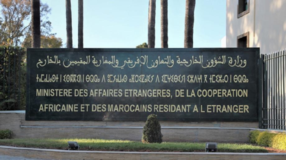 Le Maroc déplore l'attitude de l'Espagne qui accueille sur son territoire le dénommé Brahim Ghali