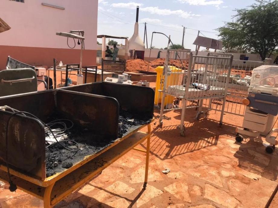 Sénégal: mort de quatre nouveau-nés dans l'incendie d'un hôpital