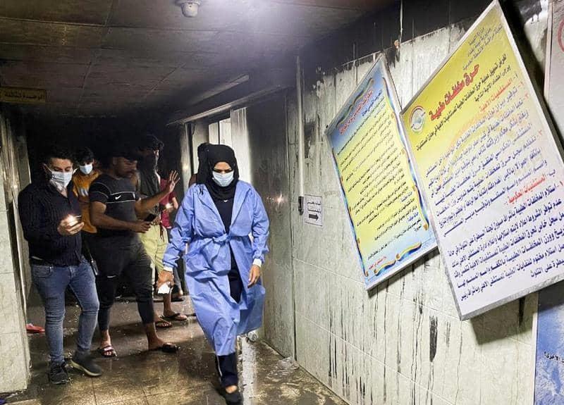 ربورتاج: تداعيات مأساة مستشفى ابن الخطيب في العراق