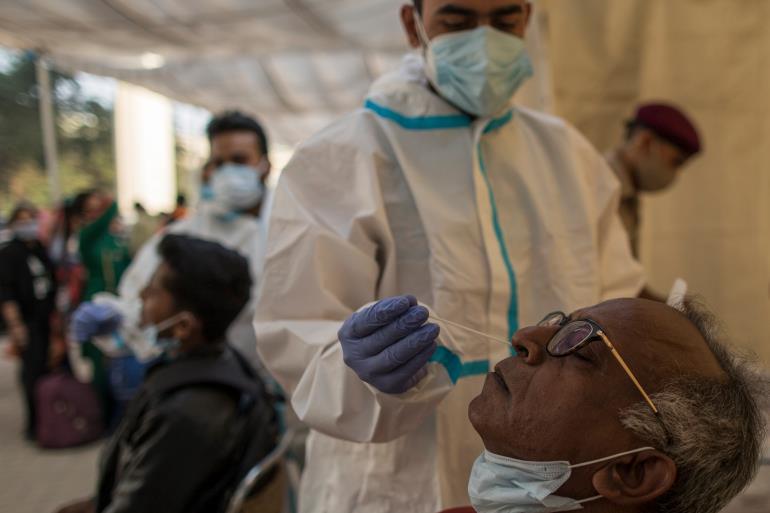 الهند: إصابات الكورونا تتراكم ومساعدات دولية عاجلة لنيودلهي