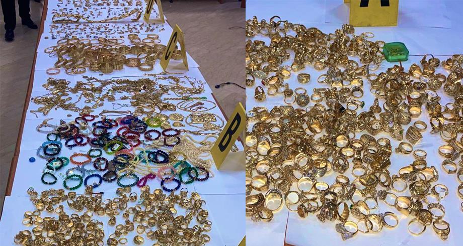 طنجة .. توقيف شخصين للاشتباه في تورطهما في عملية سرقة داخل محل لبيع المجوهرات