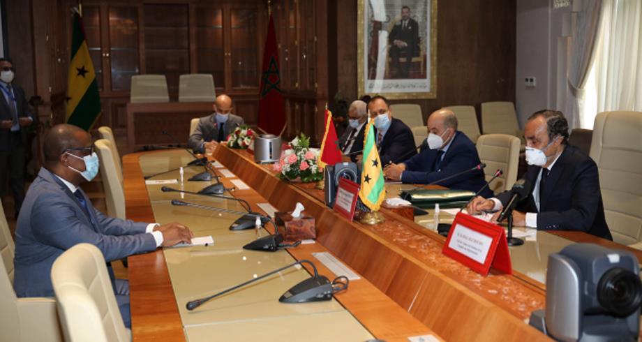 رئيس الجمعية الوطنية لساوتومي وبرينسيبي يجدد التأكيد على دعم بلاده الثابت لمغربية الصحراء