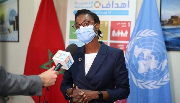 """ممثلو وكالات أممية يصفون تصدي المغرب للجائحة ب""""النموذجية"""""""