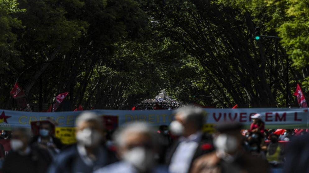 البرتغال تتجه لإنهاء حال الطوارئ في ضوء تحسن الوضع الوبائي