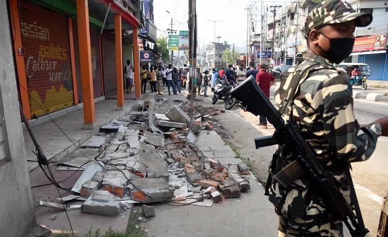 زلزال بقوة 6 درجات يضرب ولاية اسام الهندية