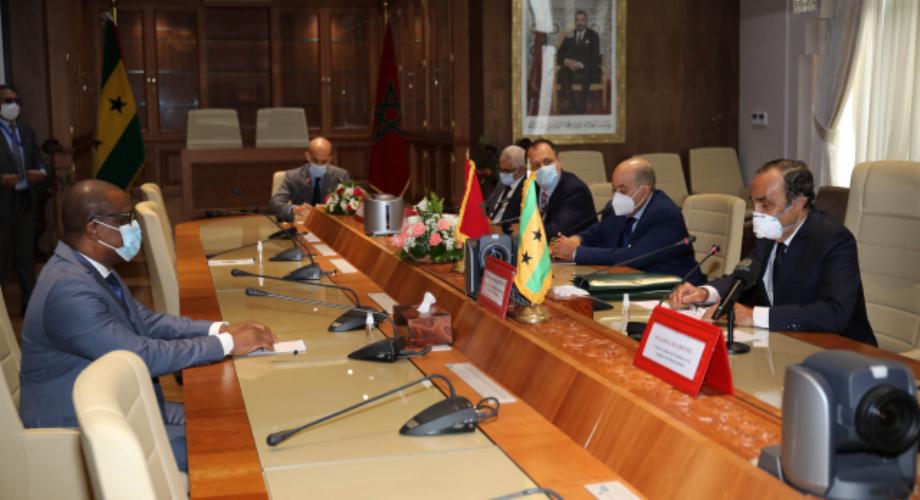 المالكي يؤكد على دور الدبلوماسية البرلمانية في الارتقاء بالعلاقات بين المغرب وساوتومي وبرينسيبي