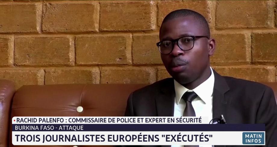 "Attaque au Burkina Faso: trois journalistes européens ""exécutés"""
