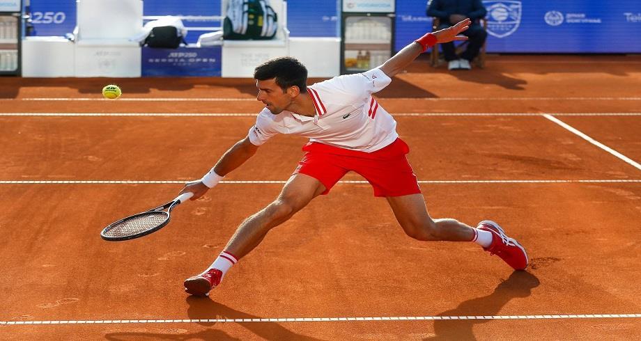 Djokovic forfait pour le Masters 1000 de Madrid