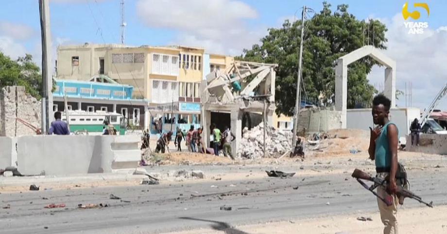 Attentat à la voiture piégée en Somalie: 10 morts et une dizaine de blessés