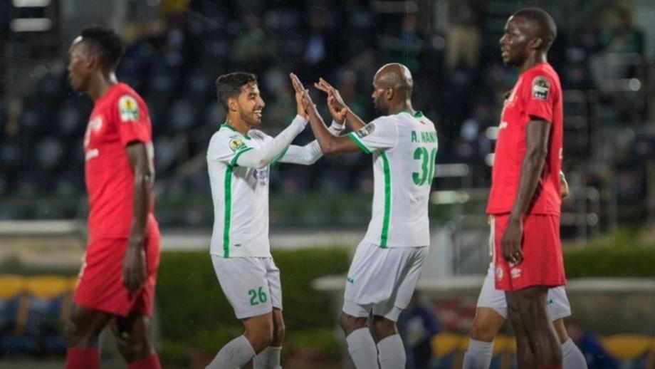 Coupe de la CAF: le Raja bat Nkana de Zambie et termine en tête