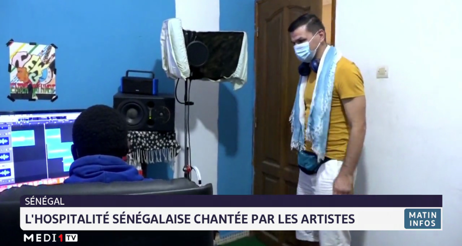 L'hospitalité sénégalaise chantée par les artistes