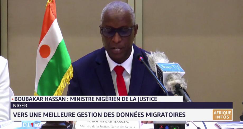 Niger: vers une meilleure gestion des données migratoires