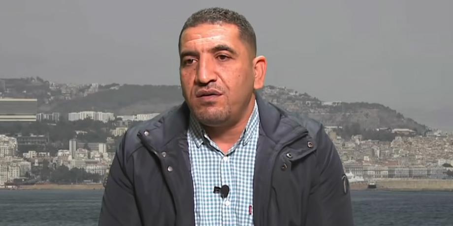 L'opposant algérien Karim Tabbou, placé en garde à vue