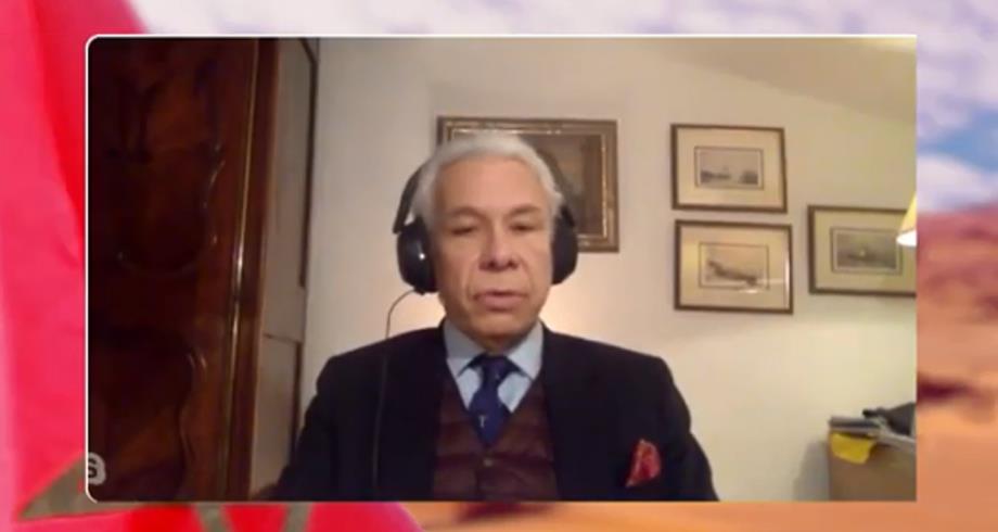 """جان إيف دو كارا : الحكومة الإسبانية لم تحسب تداعيات قرارها في قضية """"إبراهيم غالي"""""""
