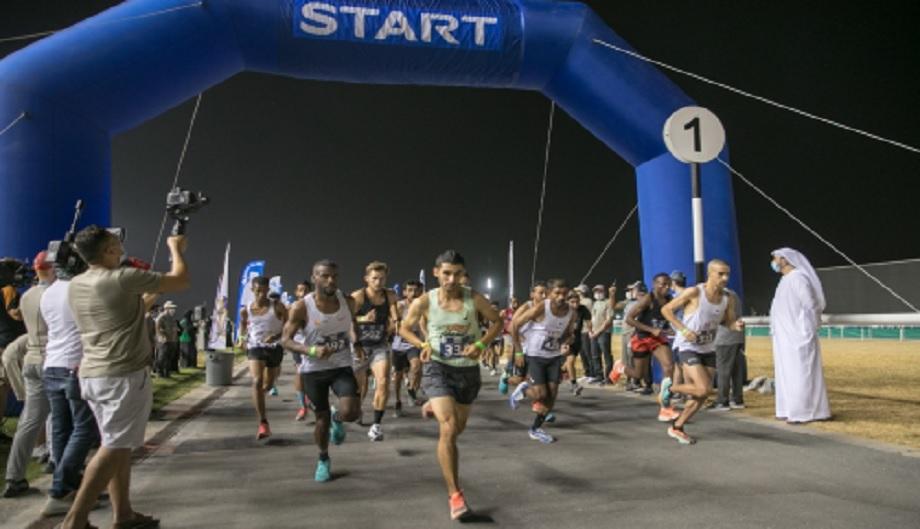 Course à pied 10km à Dubaï: le Maroc domine le podium
