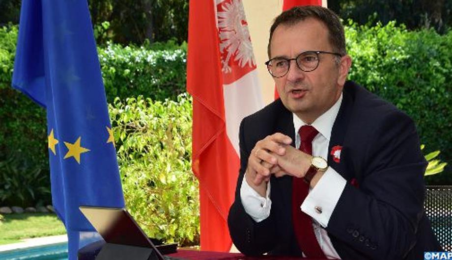المغرب سجل سنة 2020 فائضا تجاريا مع بولونيا ناهز 180 مليون دولار