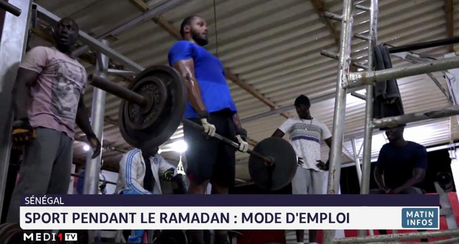 Sport pendant le Ramadan: mode d'emploi